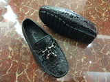 吹气仿皮凉鞋皮鞋童鞋非洲市场africa shoes ghana jelly shoes